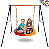 Saucer Swing With Frame