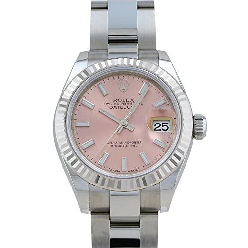 ロレックス ROLEX デイトジャスト 28 279174 ピンク文字盤 腕時計 レディース (W204662) [並行輸入品]