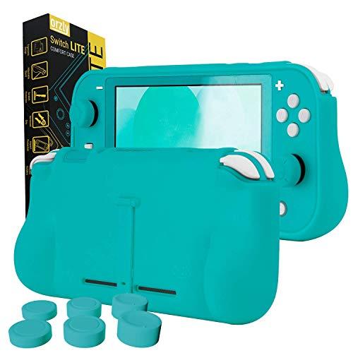 Funda para la Nintendo Switch Lite – Comfort Grip Case, Carcasa Protectora...
