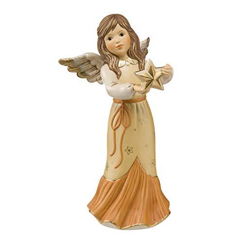 Goebel - Statuetta decorativa in porcellana, multicolore, 25 cm
