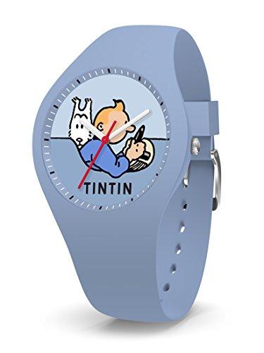 La montre Tintin en silicone