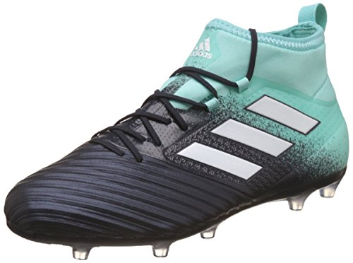 adidas Ace 17.2 FG, Zapatillas de Fútbol para Hombre, Multicolor (Energy Aqua/FTWR White/Legend Ink), 44 EU