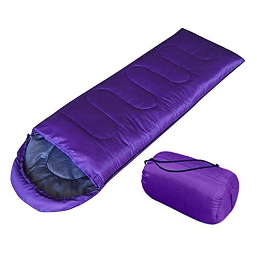 Al aire libre camping saco de dormir portátil ligero caliente bolsas protectoras para viajar senderismo camping equipo