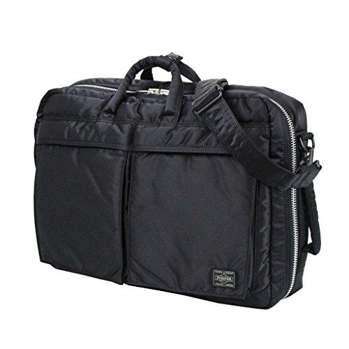 Porter Tanker 3way Briefcase Business Bag (B4 Compatible) M Black