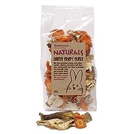 Rosewood Boredom Breaker Naturals Treat Rootys Crispy Slices, 90 g