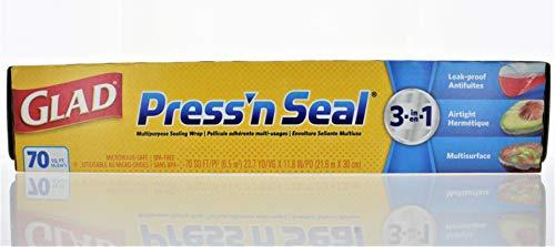 Glad Press'n Seal Frischhaltefolie, Kunststoff
