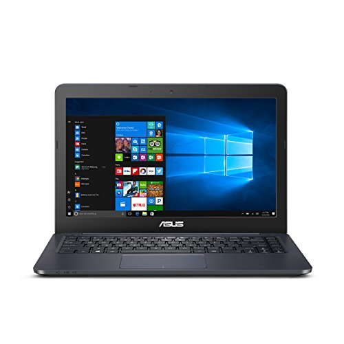 ASUS L402SA Portable Lightweight Laptop PC, Intel Dual...