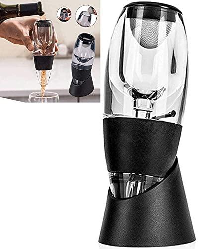 Kettles Mini Decantador De Filtro De Aire De Vino Rojo Ahorre Tiempo Operación Operación Vino Aeroador Eléctrico para Fiestas Fiesta De Vacaciones Regalo Día Madre Día Padre