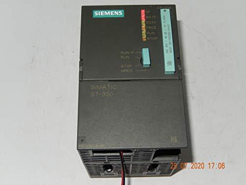 SIEMENS Simatic CPU 314, CPU314 ES7 314-1AE04-0AB0, E-Stand: 05, NEU war PROBEGERÄT