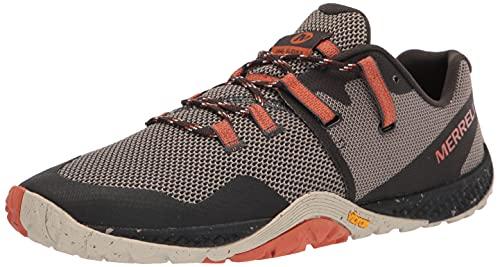 Merrell Trail Glove 6, Zapatillas Hombre, Beluga, 42 EU