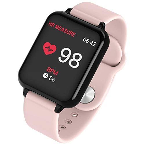 N-B Reloj inteligente para hombre, resistente al agua, banda de héroe 3, pulsera de presión arterial