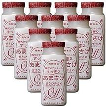甘酒 八海山あまさけ ノンアルコール 麹だけでつくったすっきりあまさけ 118g X 10本 要冷蔵
