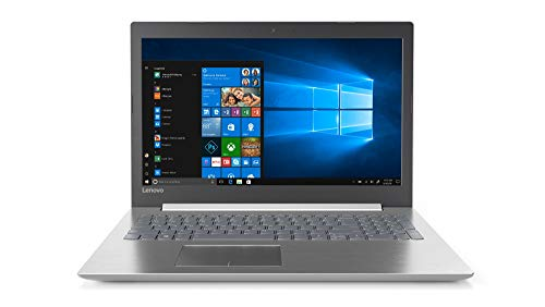 Lenovo IdeaPad 320 15.6-Inch Notebook - (Silver) (Intel i3-6006U Processor, 4 GB RAM, 2 TB HDD, HD 520 Graphics, Windows 10 Home)