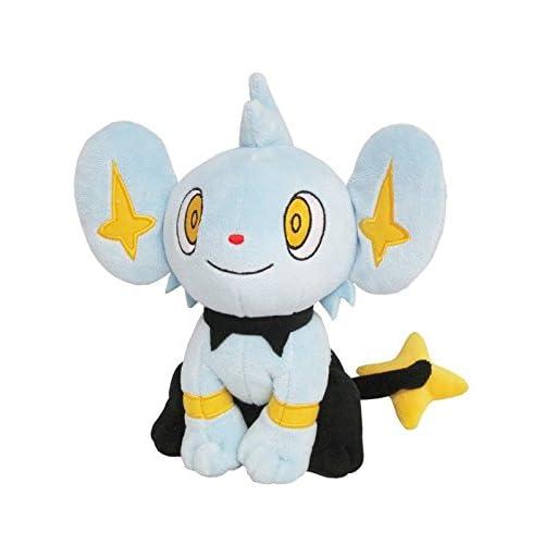 "S Sanei Pokemon All Star Collection PP24 Mewtwo 10/"" Plush Doll"
