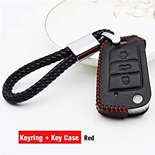 Car Key Cover Case for Seat Ibiza Leon Fr Altea Ateca Leon Cupra 5f Mk3 Genuine