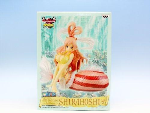 ワンピース しらほし姫 DX FIGURE THE GRANDLINE LADY SPECIAL SHIRAHOSHI バンプレスト(ポスターおまけ付)