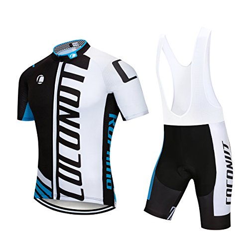 Men's Cycling Jersey Short Sleev...