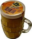 Kuhne - Tarro de cristal (250 ml), diseño de mostaza alemán...