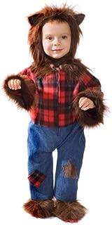Cute Baby Hairy Wolfman Costume