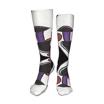 Fnaf Marionette Lightweight Hoodie Men Women Teen Boy Girl Athletic Sports Socks- 50cm