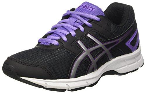 Asics Unisex - niños Gel-galaxy 8 Gs zapatos de entrenamiento de carrera en asfalto multicolor Size: 38 EU