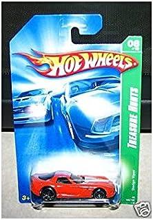 2008 Hot Wheels Treasure Hunt Dodge Viper #8 1:64 Scale Collectible Die Cast Car