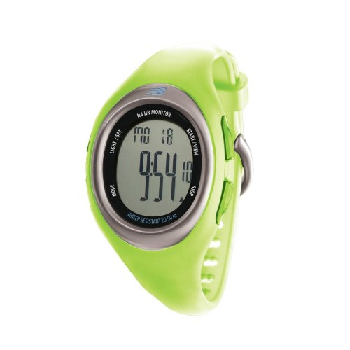 New Balance N4 Heart Rate Monitor, Lime