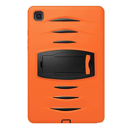 JVSISM for Tab A7 T500 T505 T507 10.4-Inch Ultra-Thin and Lightweight Tablet Case(Orange)