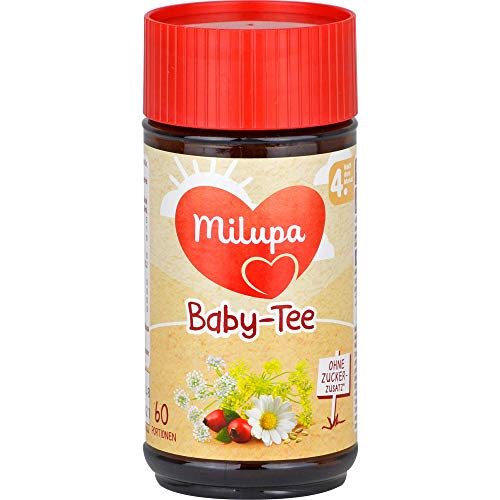 Milupa Baby-Tee Pulver, 23 g Polvo