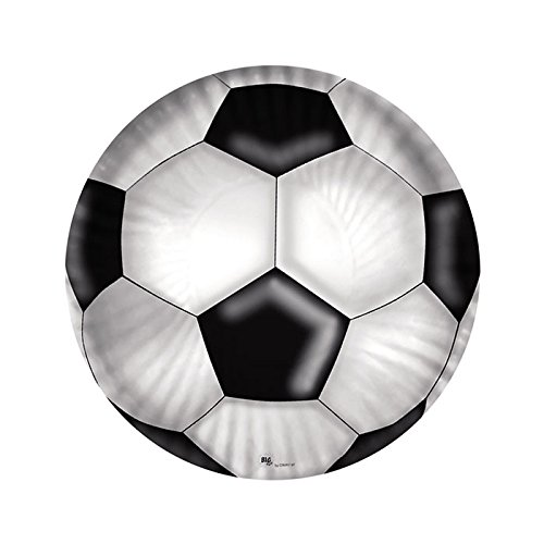 Vajilla infantil Sport Fútbol para cumpleaños eventos addobbi ...