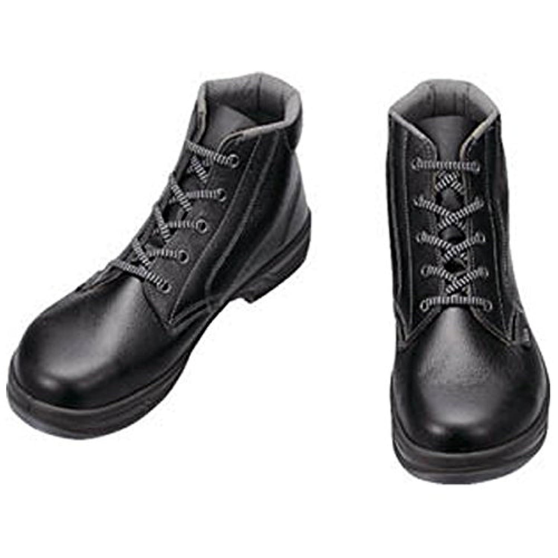 シモン/シモン 安全靴 編上靴 SS22黒 27.5cm(2528738) SS22-27.5 [その他]