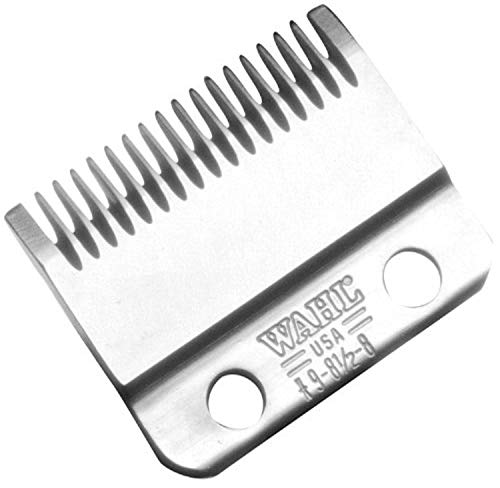 Wahl Professional Animal #9-8 Coarse Blade for Wahl's Deluxe U-Clip, U-Clip, Pro Ion, Show Pro Plus, and Iron Horse Pet, Dog, Cat, and Horse Clippers (#1038-400), Silver, 2019-09-08T00:00:00.000Z