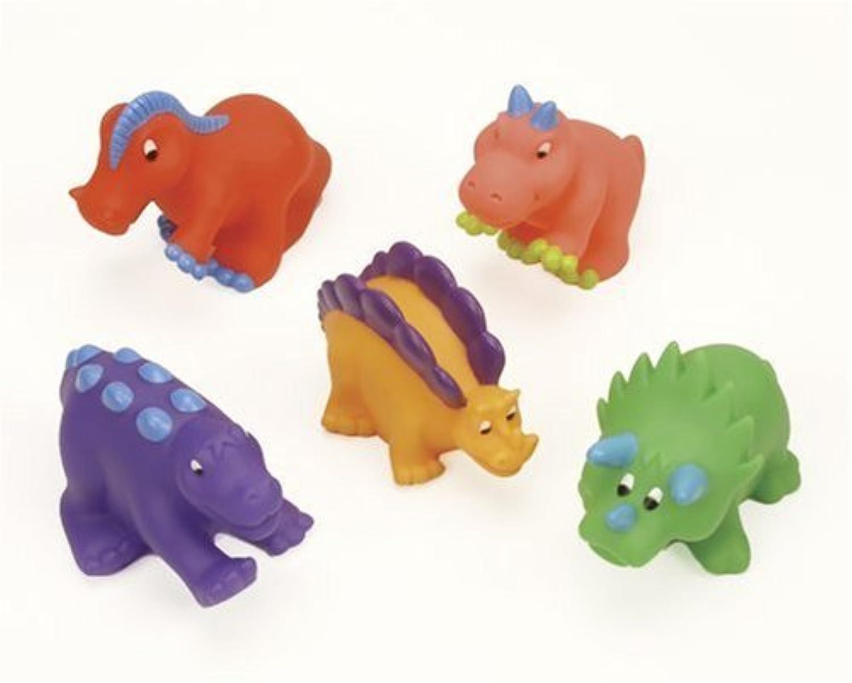 Battat Dino Bath Buddies [並行輸入品]