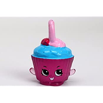 Shopkins Season 5 #5-099 Cupcake Chic Charm T | Shopkin.Toys - Image 1