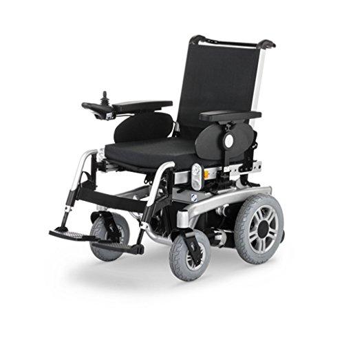 E-rolstoel Meyra iChair MC-1, het instapmodel van de elektrische rolstoelen, tot 120 kg incl. levering/installatie/opbouw ter plaatse zitbreedte 43 cm