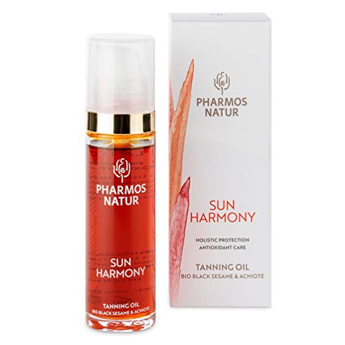 Pharmos Natur - Sun Harmony - Tanning Oil SPF 6 - 60 ml