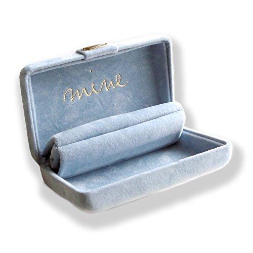 ジュエリーケース 携帯用 ジュエリーボックス アクセサリーケース ネックレス や リング を かわいい コン...