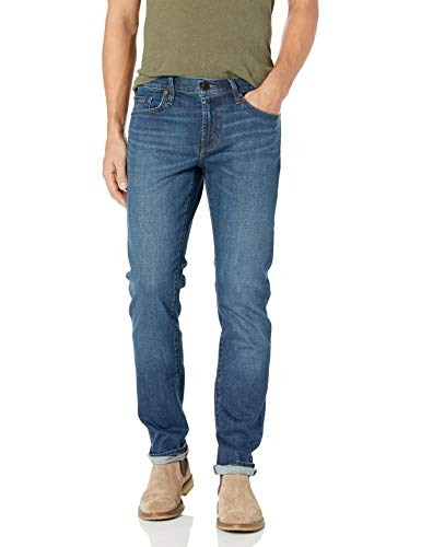 J Brand Jeans Men's Tyler Slim Fit in Diran Blue, 31