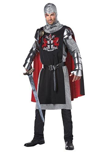 Men's Medieval Knight Costume Small/Medium