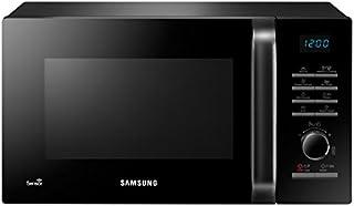 comprar comparacion Samsung MG23H3125NK Microondas con Grill, 23 Litros de Capacidad, Interior Cerámico Enamel, Potencia 800W/1200W, con Senso...