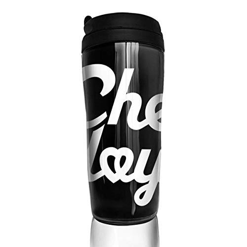 shenguang Taza de viaje Chaxiedou Cher Lloyd con impresión 3D, taza portátil de doble pared al vacío