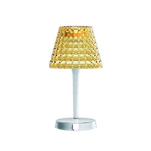 Guzzini Tiffany Lighting tafellamp, 100% kunststof, amber, 13 x 25 cm