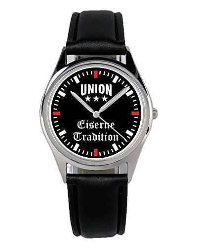 Union Geschenk Artikel Idee Fan Uhr B-2351