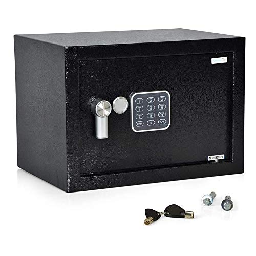 SereneLife SLSFE14 Safe and Lock Box