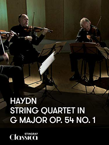 Haydn - String Quartet in G Major Op. 54 No.1