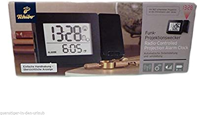 CMT TCM - Radio Reloj Despertador con proyector al Techo: Amazon ...
