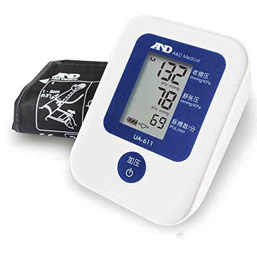 QIDI Blutdruckmessgerät Armtyp Haushalt Komplett Automatisch Präzision Licht