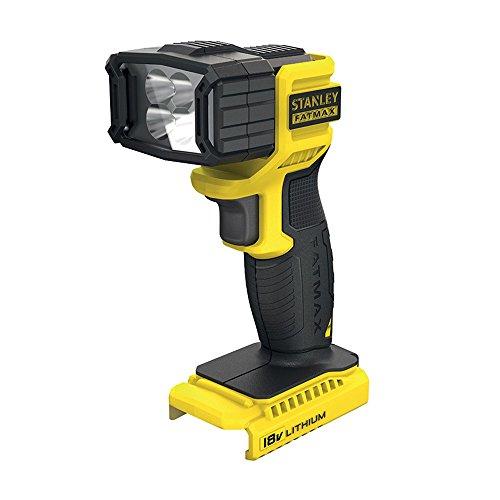 Stanley FatMax FMC705b-XJ LED Taschenlampe 18V ohne Akku und Ladegerät, 18 V