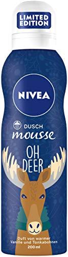 NIVEA Dusch Mousse Oh Deer, 200 ml
