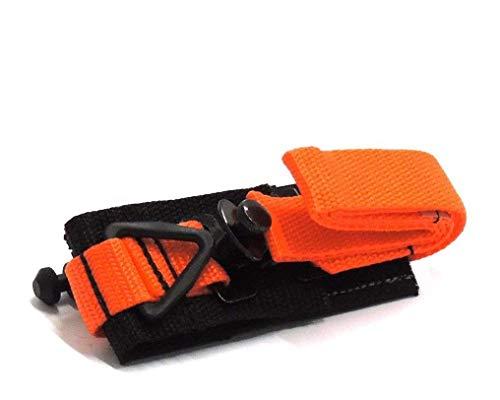 Garrot tactique SOF - sauvetage orange édition.